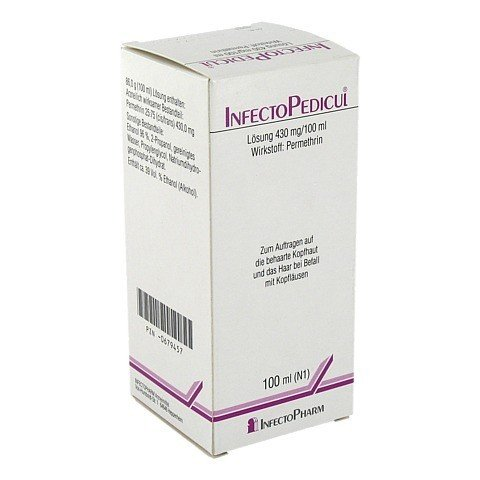 INFECTOPEDICUL 100 Milliliter N2
