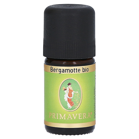 BERGAMOTTE kbA ätherisches Öl 5 Milliliter
