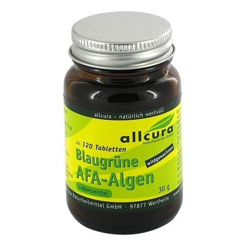 AFA ALGEN 250 mg blaugrün Tabletten 120 Stück