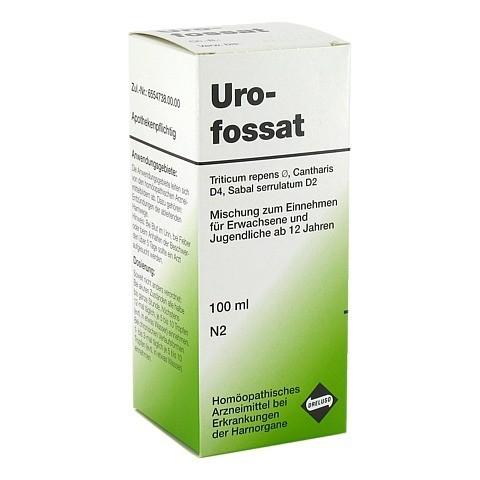 UROFOSSAT Tropfen 100 Milliliter N2