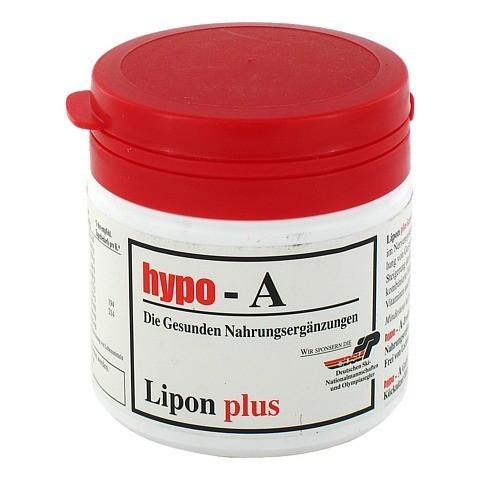 HYPO A Lipon Plus Kapseln 100 Stück
