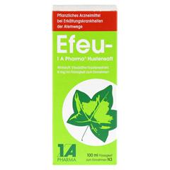 Efeu-1A Pharma Hustensaft 100 Milliliter N3 - Vorderseite