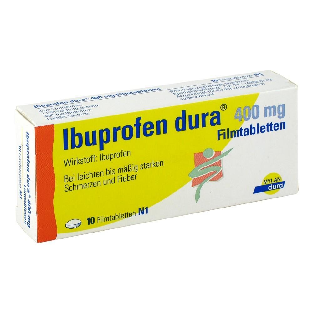 ibuprofen 400 wirkt gegen