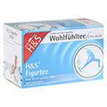 H&S Wohlfühltee feminin Figurtee Filterbeutel 20 Stück