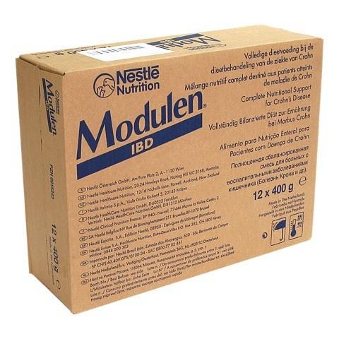 MODULEN IBD Pulver 12x400 Gramm