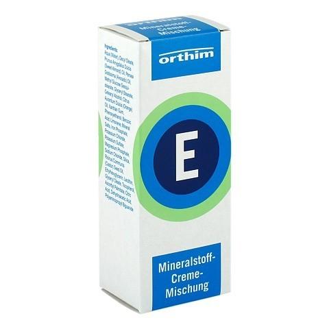 MINERALSTOFF-Creme-Mischung E 75 Milliliter