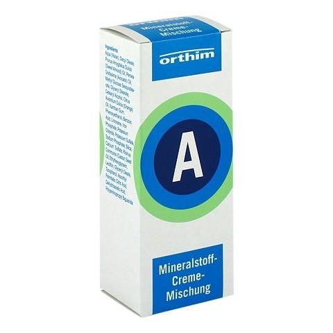 MINERALSTOFF-Creme-Mischung A 75 Milliliter