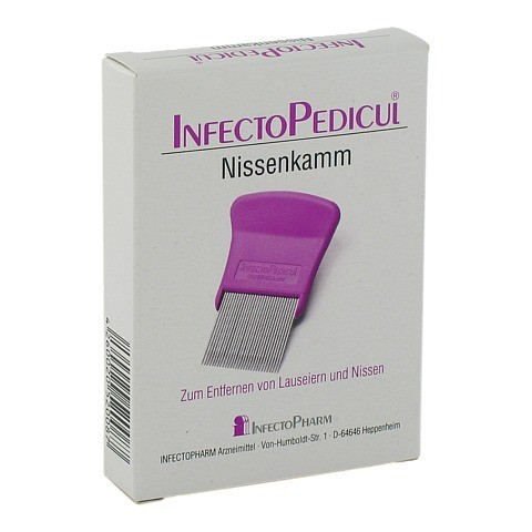 INFECTOPEDICUL Nissenkamm 1 Stück