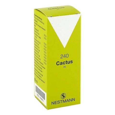 CACTUS H 240 Tropfen 50 Milliliter N1