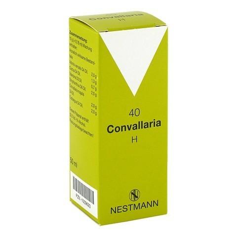 CONVALLARIA H Nr.40 Tropfen 50 Milliliter N1