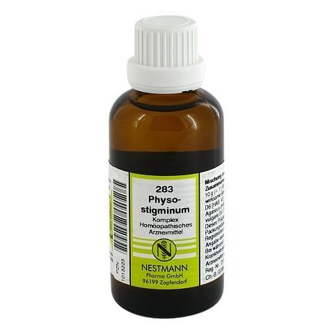 PHYSOSTIGMINUM KOMPLEX 283 Dilution 50 Milliliter N1