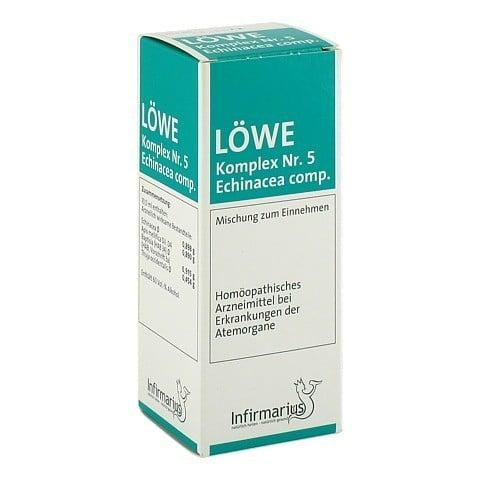 LÖWE KOMPLEX Nr. 5 Echinacea comp. Tropfen 100 Milliliter N2