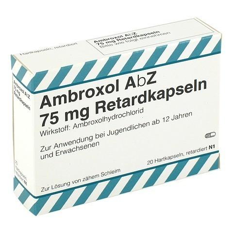 Ambroxol AbZ 75mg 20 Stück N1
