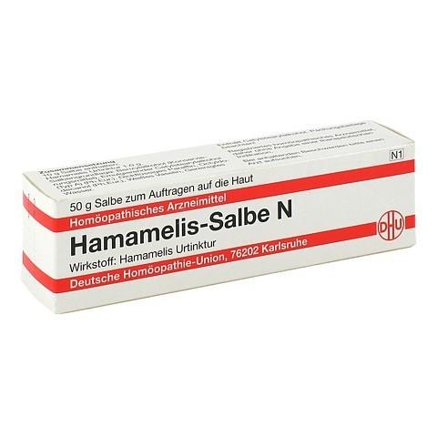 HAMAMELIS SALBE N 50 Gramm N1