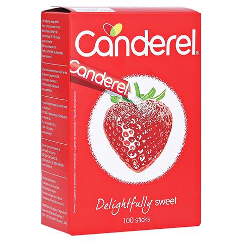 CANDEREL Sticks 100 Stück