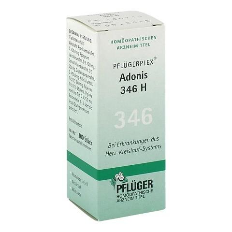 PFLÜGERPLEX Adonis 346 H Tabletten 100 Stück N1