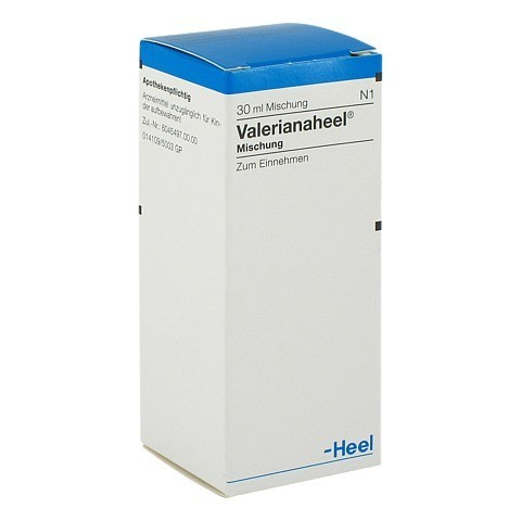 VALERIANA HEEL Tropfen 30 Milliliter N1