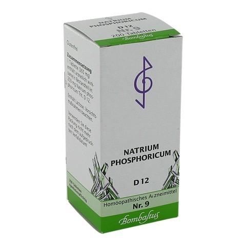 BIOCHEMIE 9 Natrium phosphoricum D 12 Tabletten 200 Stück N2