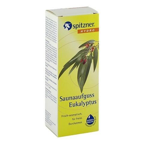 SPITZNER Saunaaufguss Eukalyptus Hydro 190 Milliliter