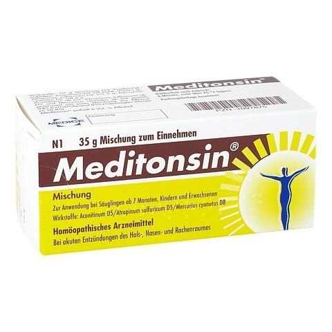 MEDITONSIN Mischung 35 Gramm N1
