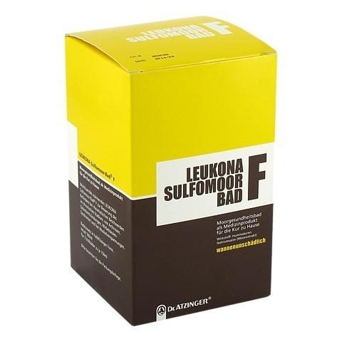 LEUKONA Sulfomoor Bad F 500 Milliliter