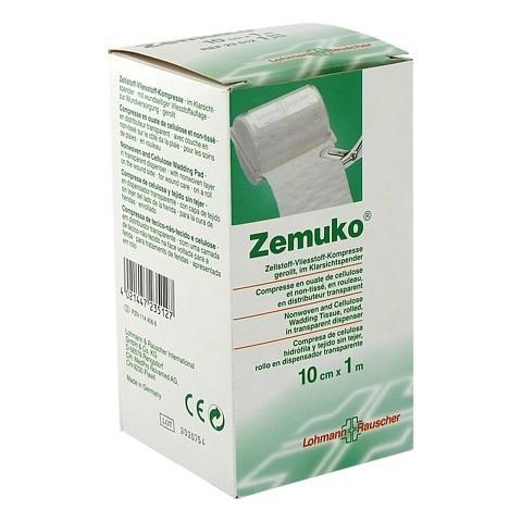 ZEMUKO Vliesstoff-Kompr.gerollt 10 cmx1 m 1 Stück