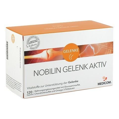 NOBILIN Gelenk Kapseln 120 Stück