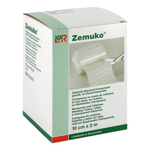 ZEMUKO Vliesstoff-Kompr.gerollt 10 cmx2 m 1 Stück