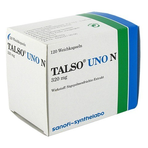TALSO UNO N Kapseln 120 Stück N2
