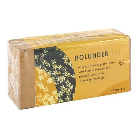 HOLUNDER TEE Filterbeutel 25 Stück