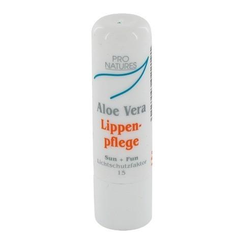 ALOE VERA LIPPENPFLEGESTIFT 4.8 Gramm