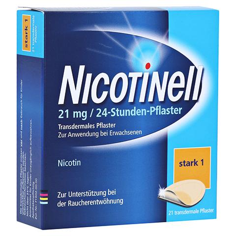 Nicotinell 52,5mg/24Stunden 21 Stück