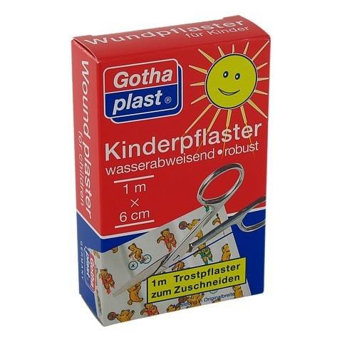 GOTHAPLAST Kinderpflaster 6 cmx1 m 1 Stück