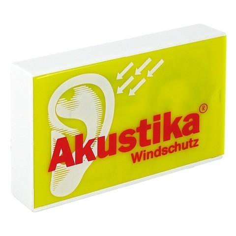 AKUSTIKA Windschutz 1 Packung