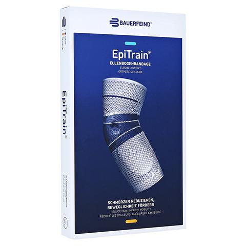 EPITRAIN AKTIV Gelenkbandage Gr.2 titan 1 Stück