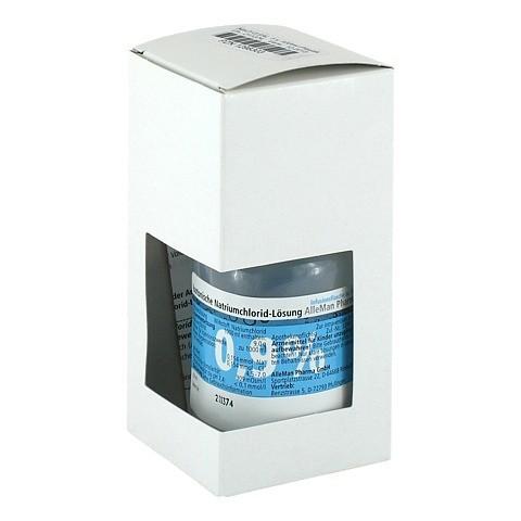 KOCHSALZLÖSUNG 0,9% Plastikfl. 1x100 Milliliter N1