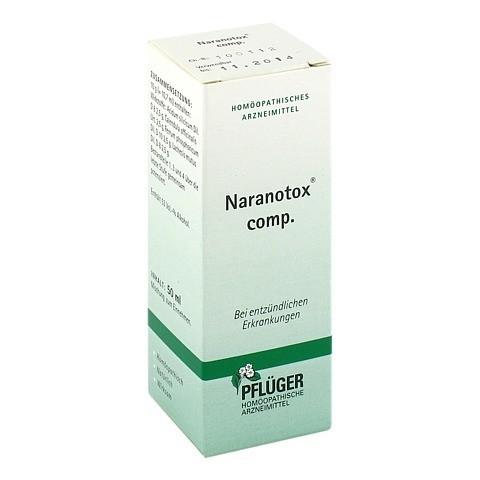 NARANOTOX comp. Tropfen 50 Milliliter N1