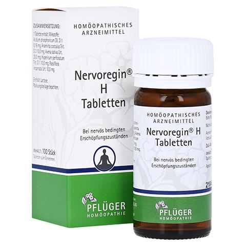 NERVOREGIN H Tabletten 100 Stück N1