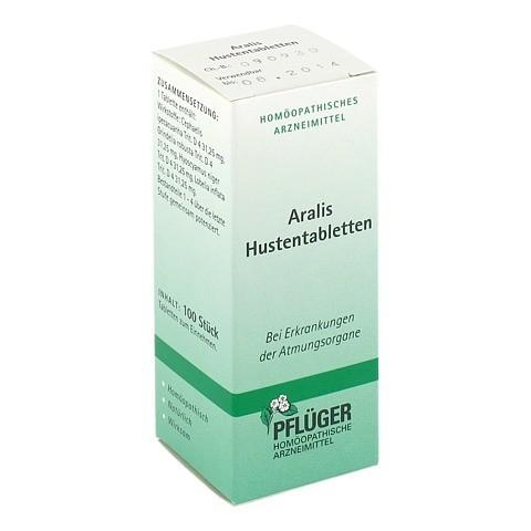 ARALIS Hustentabletten 100 Stück N1
