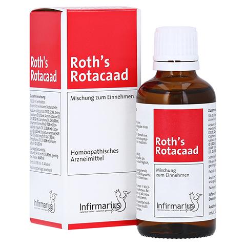 ROTHS Rotacaad Tropfen 50 Milliliter N1