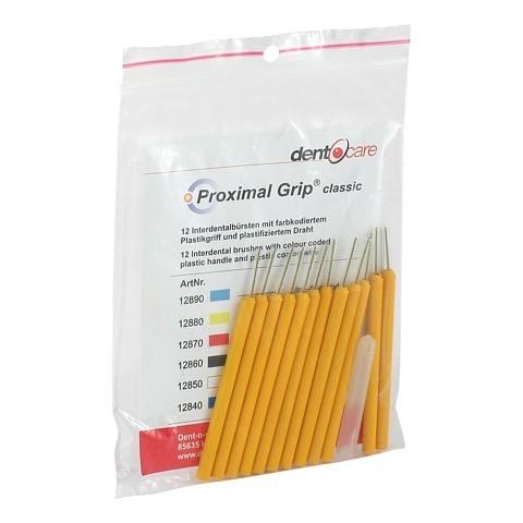 PROXIMAL Grip xxxx-fein gelb Interdentalbürste 12 Stück