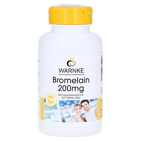 BROMELAIN 200 mg magensaftresistente Tabletten 250 Stück