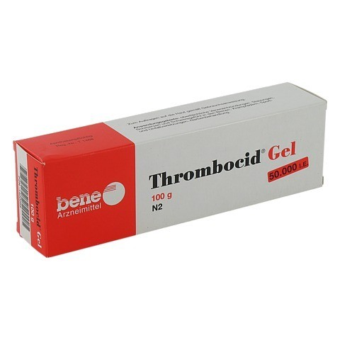 THROMBOCID Gel 100 Gramm