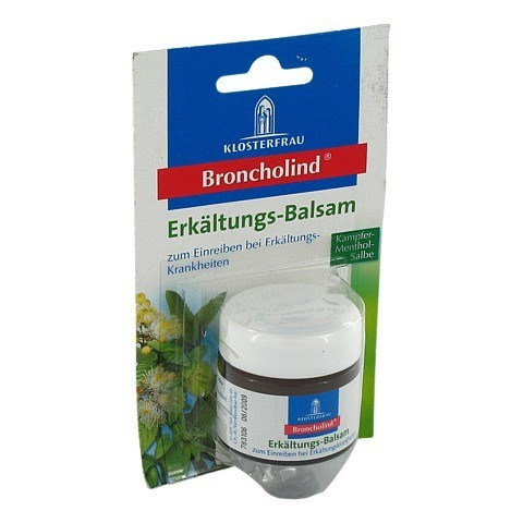 Broncholind Erkältungs-Balsam 20 Gramm