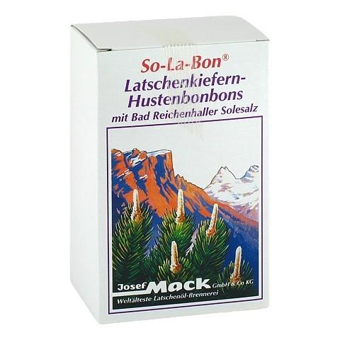 SOLE-LATSCHENKIEFERN Hustenbonbons So-La-Bon 500 Gramm