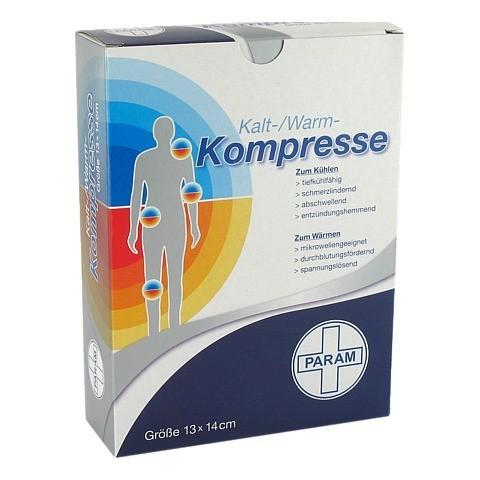 KALT-WARM Kompresse 13x14 cm 1 Stück