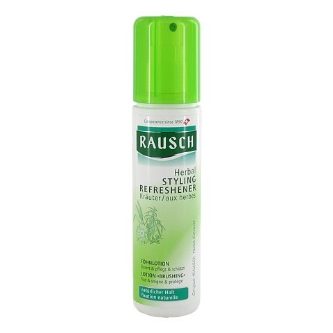 RAUSCH Herbal Styling Refreshener Lotion 150 Milliliter