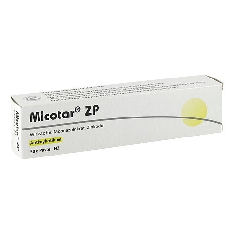 Micotar ZP 50 Gramm N2