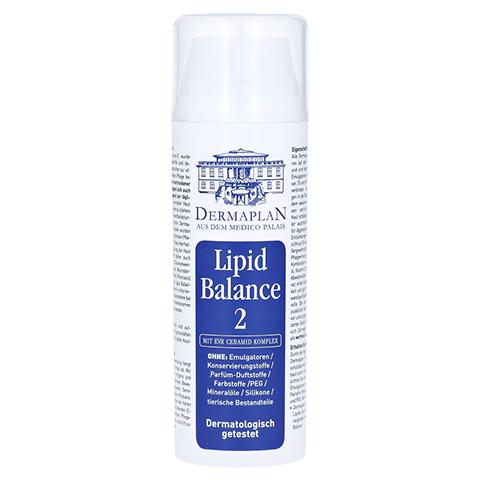 DERMAPLAN Lipid Balance 2 Creme 150 Milliliter