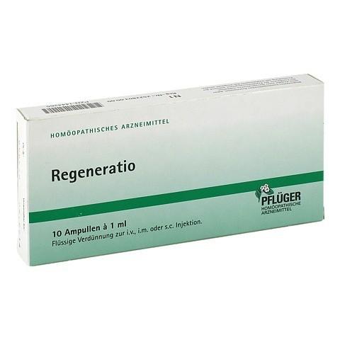 REGENERATIO Ampullen 10x1 Milliliter N1